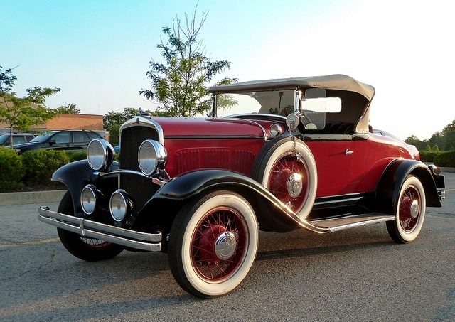 What Automobiles Were Popular In The 1920s