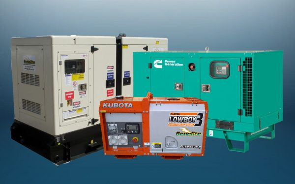 Diesel Generator Is Designed Into Different Types