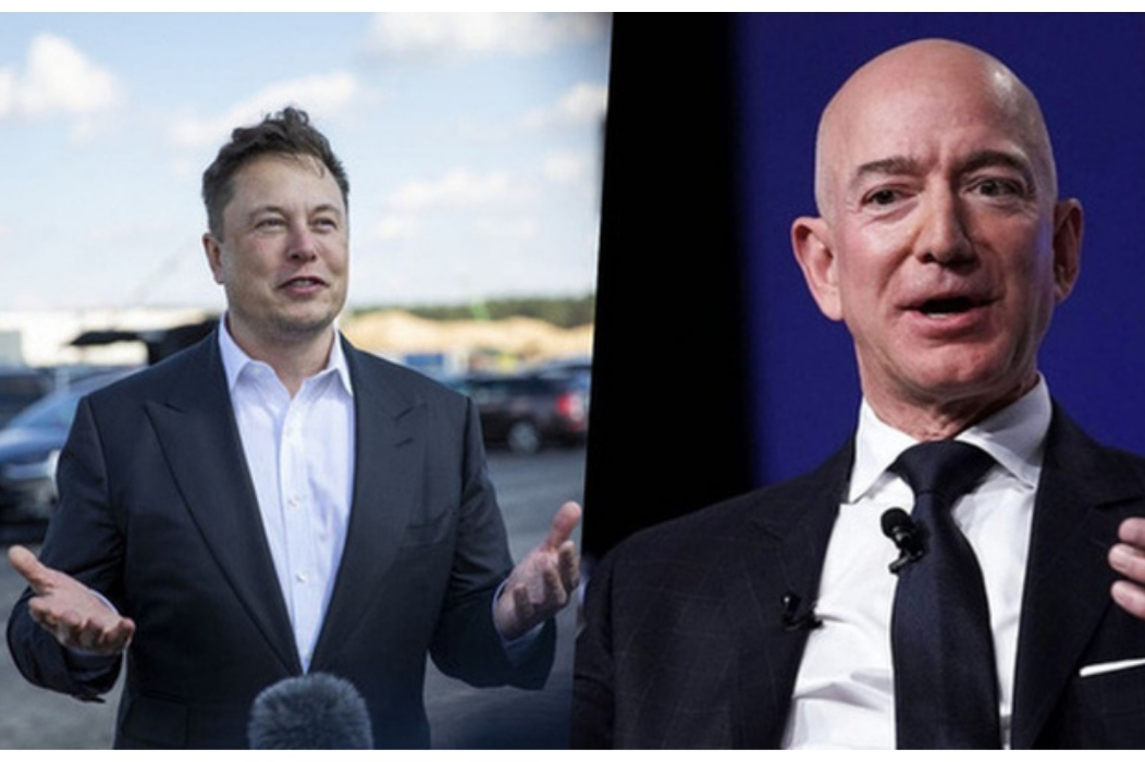 Elon Musk's Secret To Effective Work, Jeff Bezos