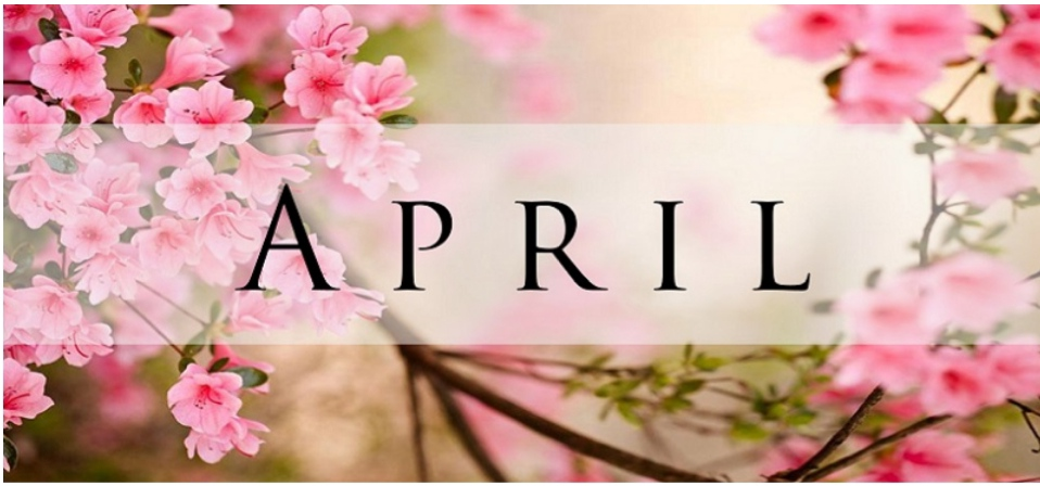 Popular Events in Month April