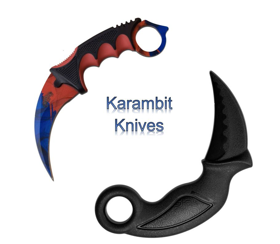 Time To Discover The Amazing Karambit