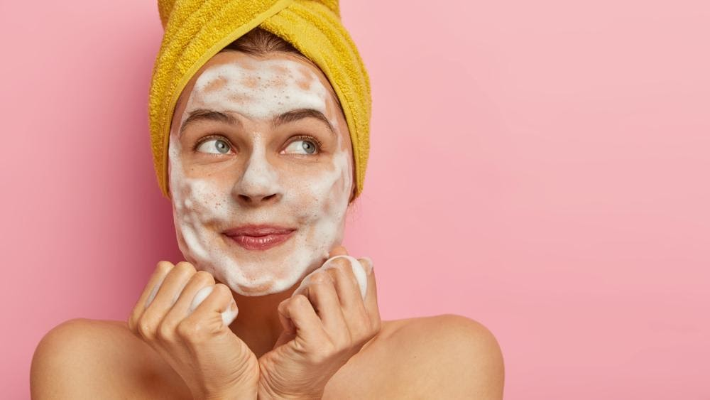 Amazing Benefits of Foaming Face Wash