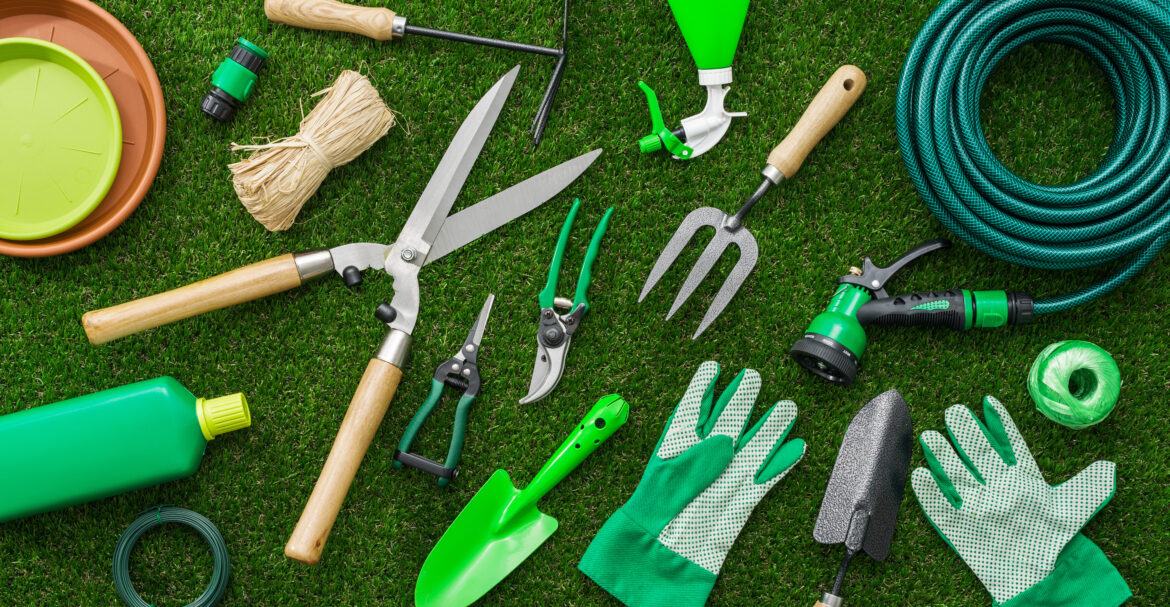 Checklist of Tools for Your Home Garden