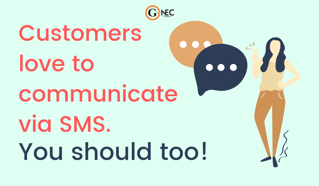 Why Customers Love To Use Bulk SMS To Communicate With Your Brand?