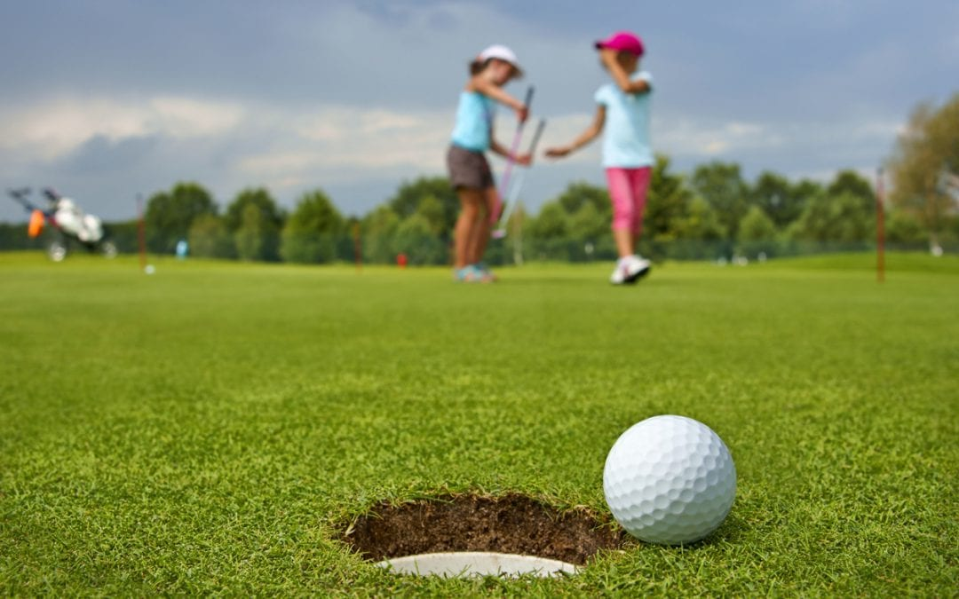 Top 7 Benefits Of Playing Golf For Kids
